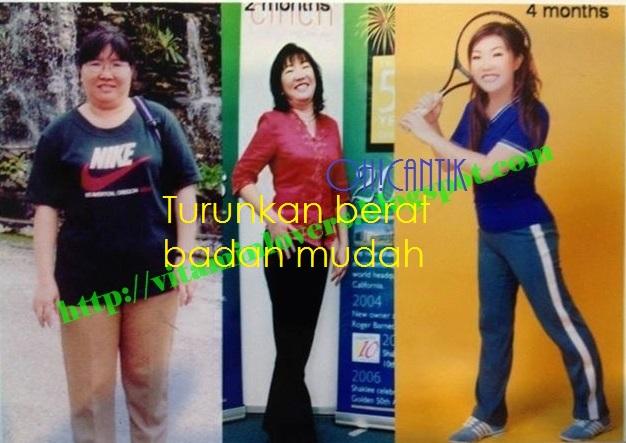 Cara Turunkan Berat Badan Yang Naik Mendadak Lepas Raya Dengan Mudah & Selamat