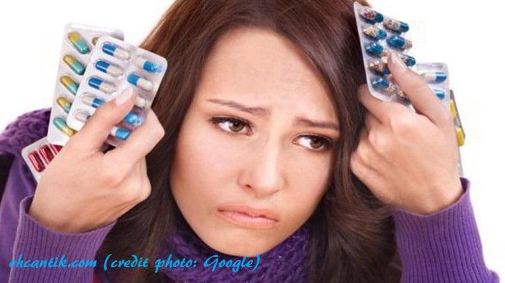 migrain semasa mengandung