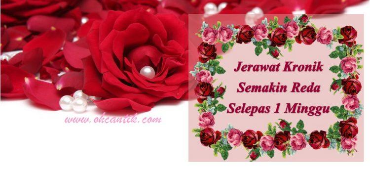 Testimoni Serum Mawar Zeeta (Rose Face Serum)