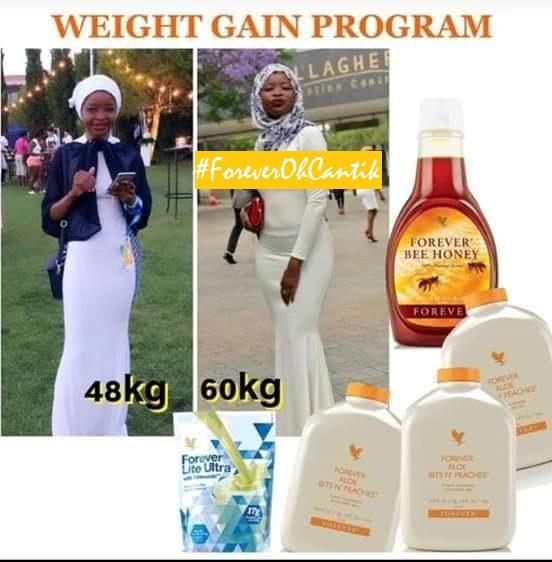kenapa berat badan susah naik