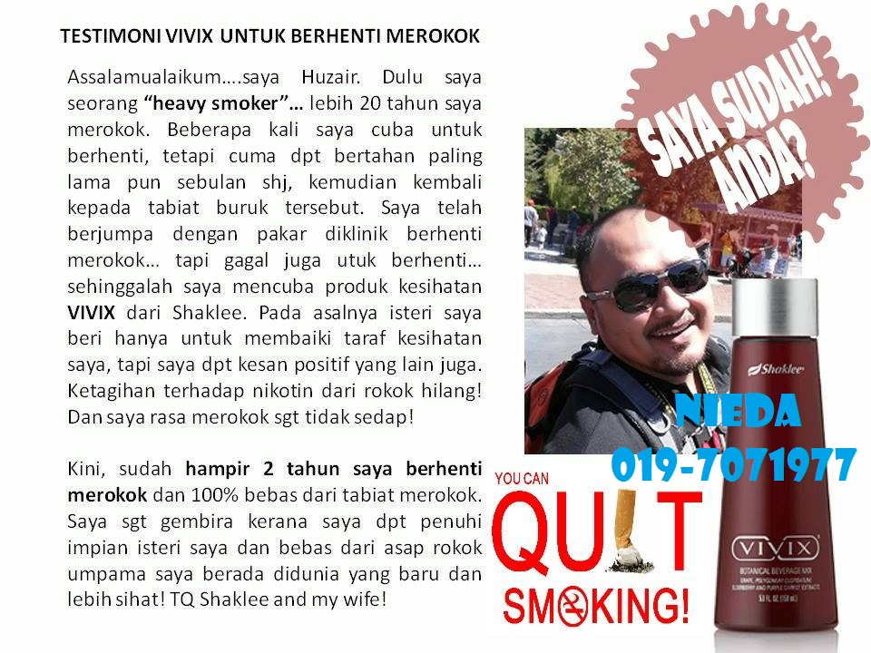 cara mudah untuk berhenti merokok