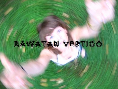 rawatan vertigo