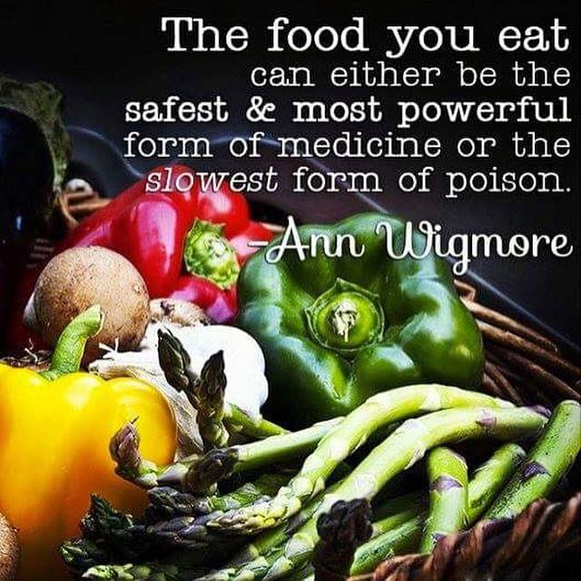 makanan untuk kesihatan paru-paru