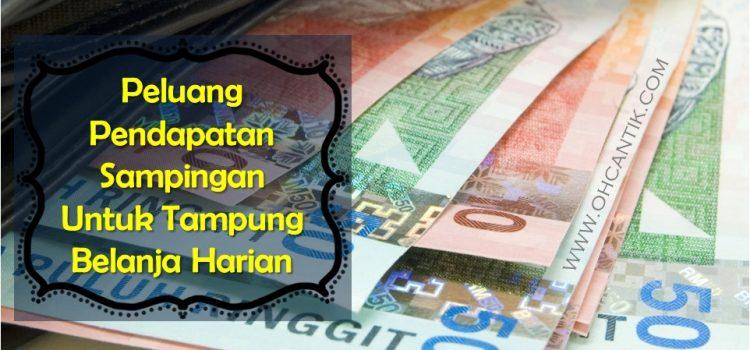 Cari Pendapatan Sampingan: Bisnes Online Tanpa Modal