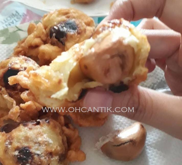 durian goreng