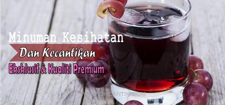 Minuman Kesihatan Dan Kecantikan Eksklusif & Premium