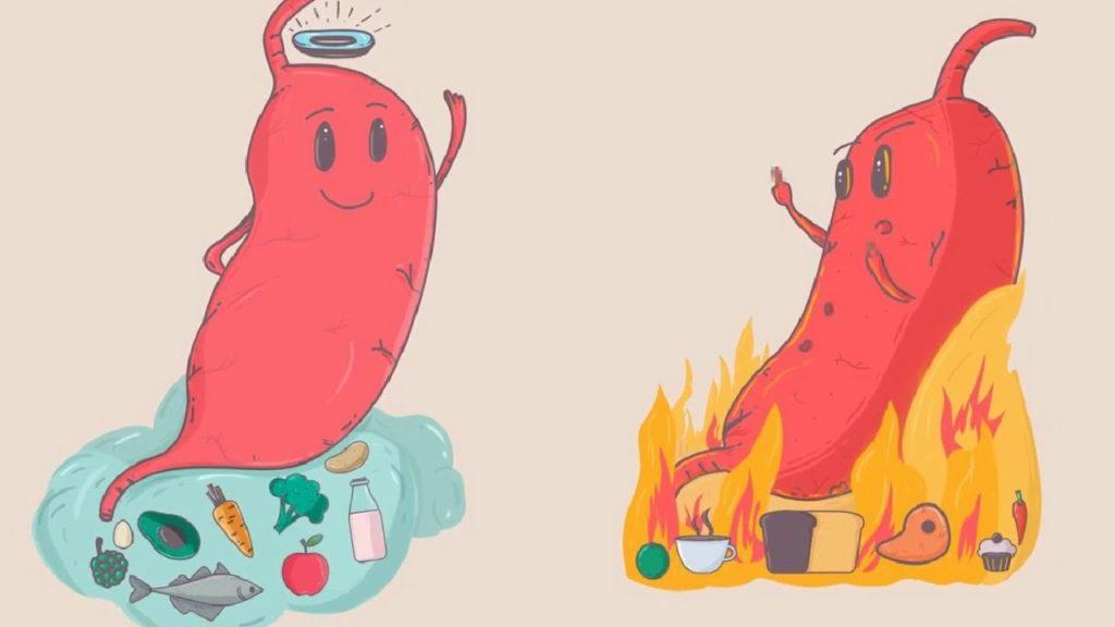 cara atasi gastrik di bulan puasa