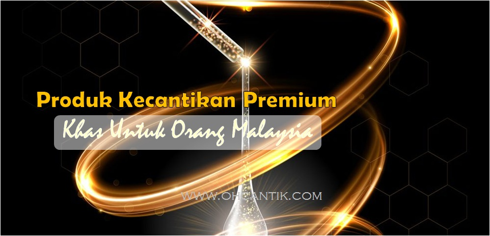 produk kecantikan premium