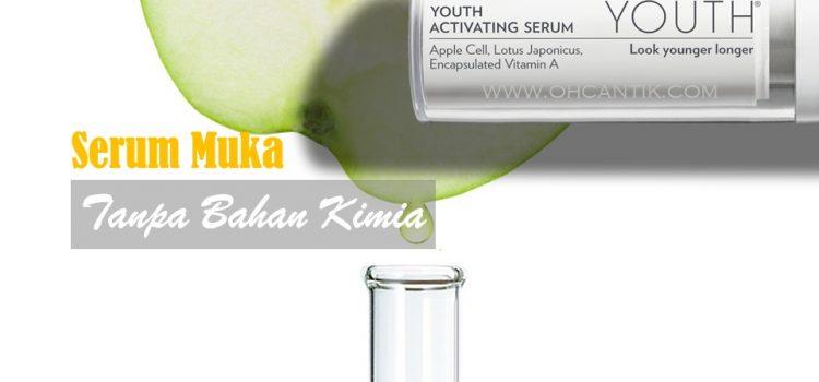 Serum Tanpa Bahan Kimia Paling Semulajadi Di Malaysia