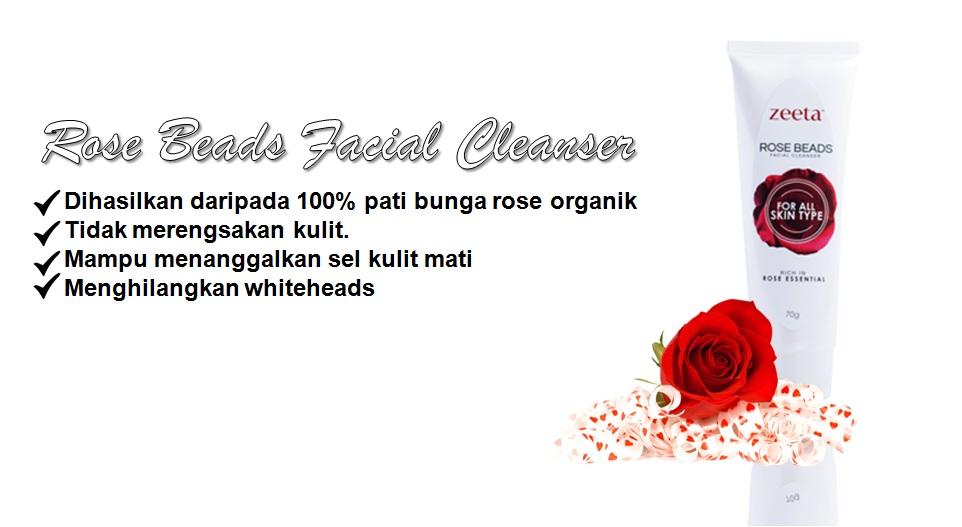 produk skincare organik di Malaysia