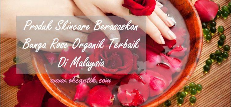 Produk Skincare Organik Di Malaysia Harga Mampu Milik