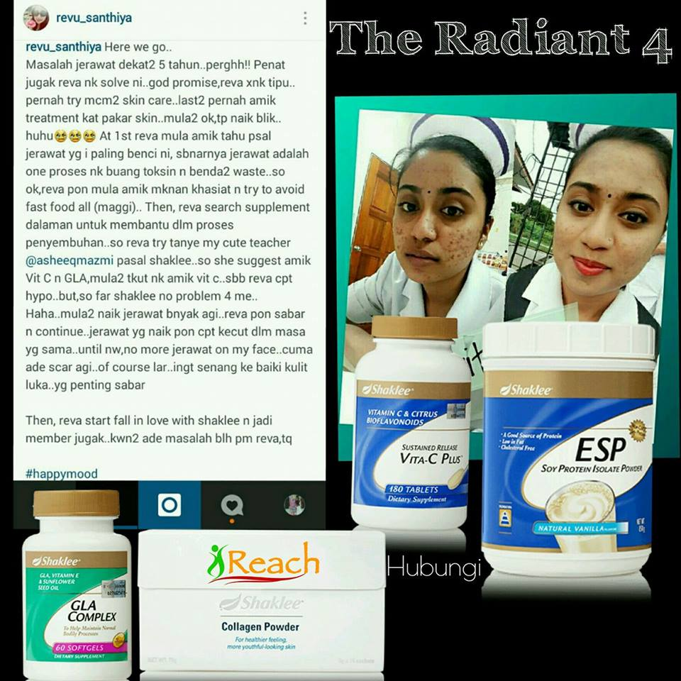 suplemen untuk kulit