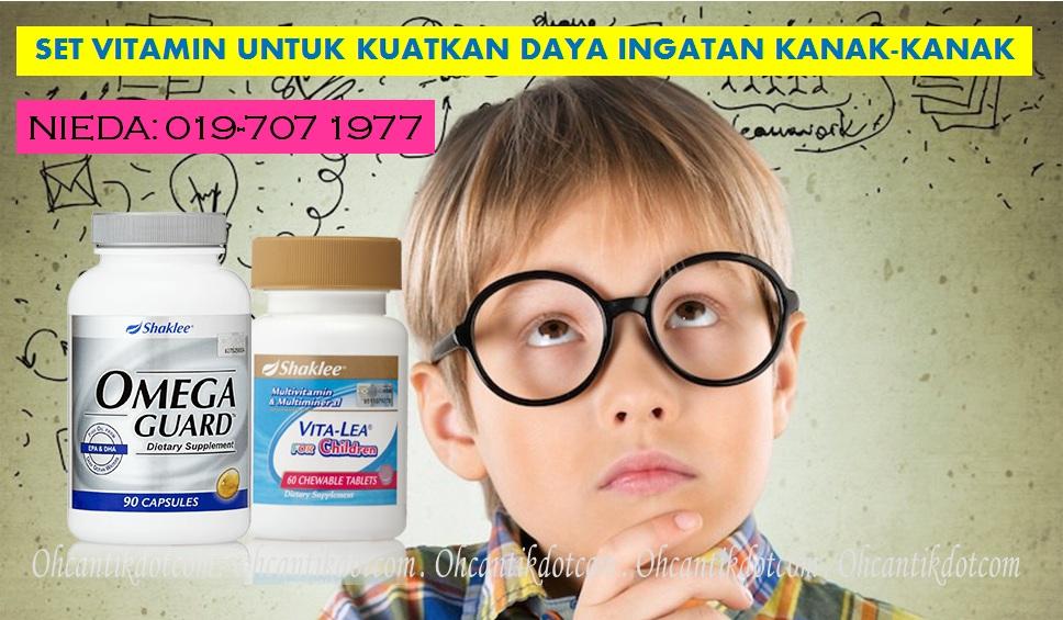 vitamin untuk kuatkan ingatan