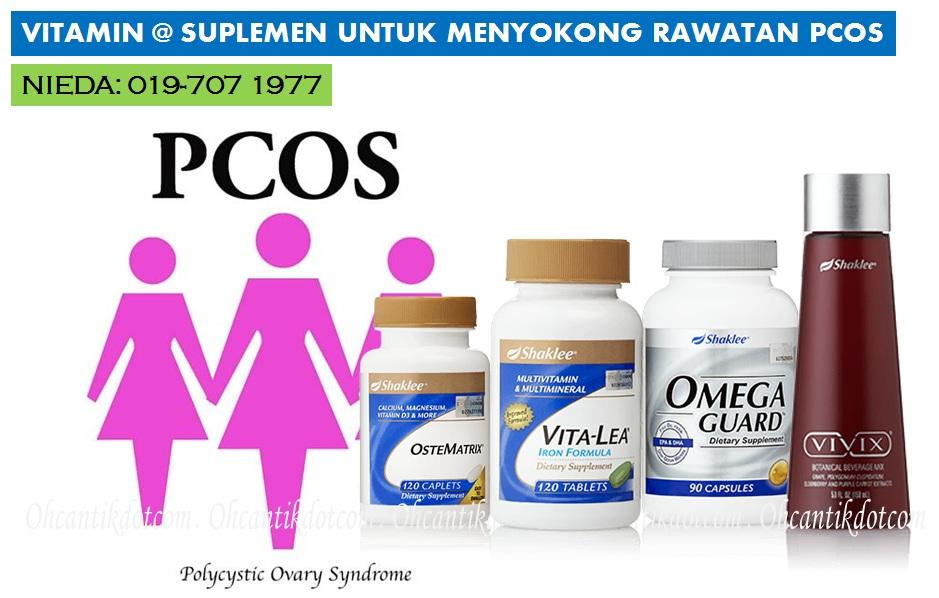 rawatan PCOS