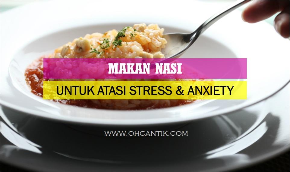 makanan untuk stress