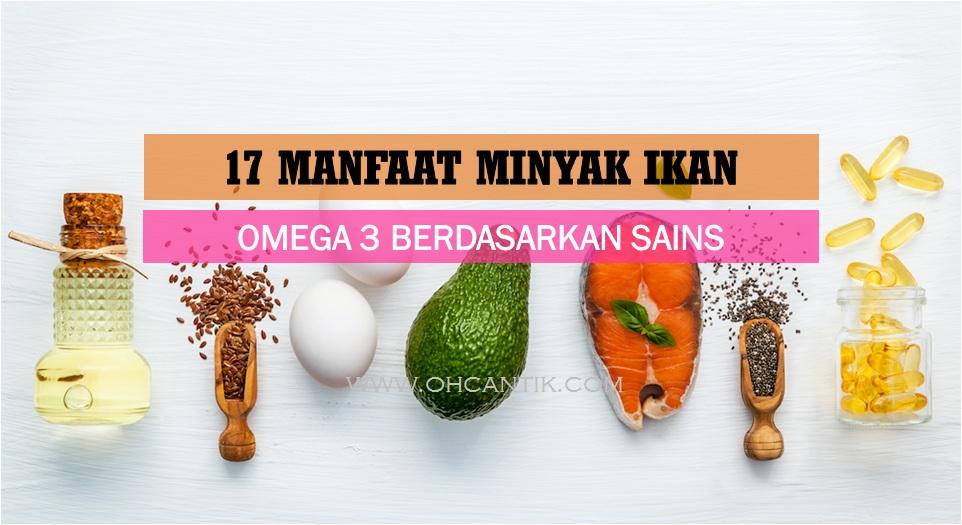 fungsi omega 3