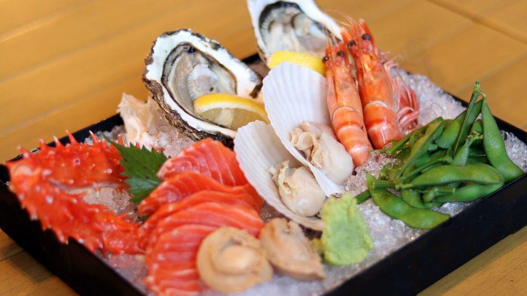 makanan laut bukan punca gout