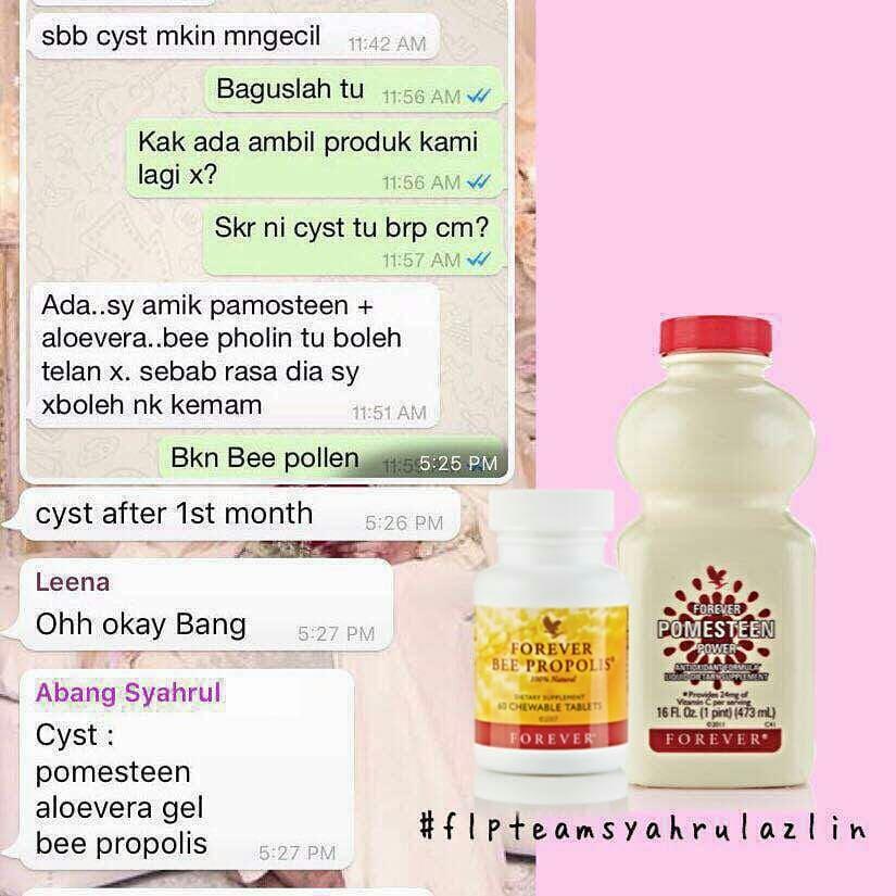 suplemen untuk fibroid