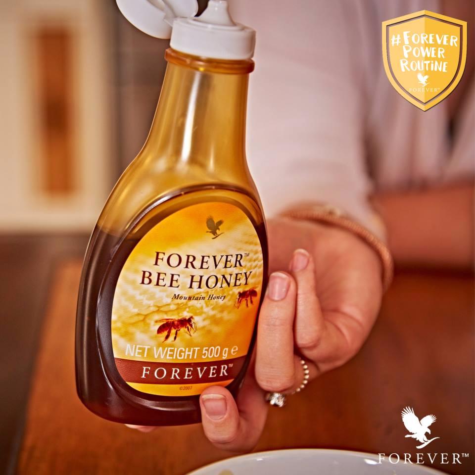 petua kecantikan dengan madu mentah