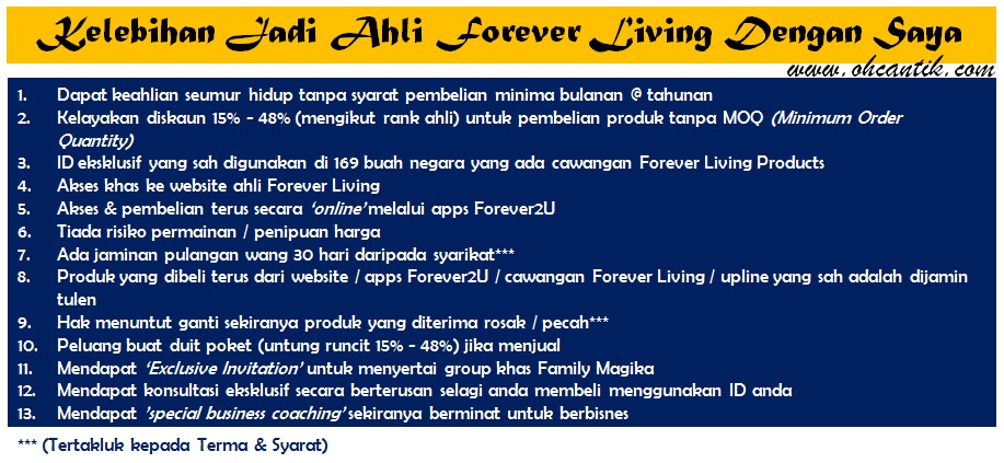 forever living ipoh